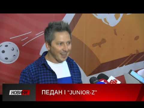 Третя Студія: Франківськ школярі займалися спортом із шоуменом Олександром Педаном