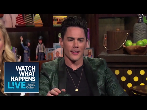 Is Tom Sandoval A Cheater?  Vanderpump Rules  WWHL