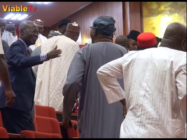 Dino Blows hot Over Saraki's Impeachment Plot