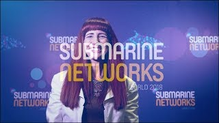 Submarine Networks World 2018: Interview with Futurist Shara Evans