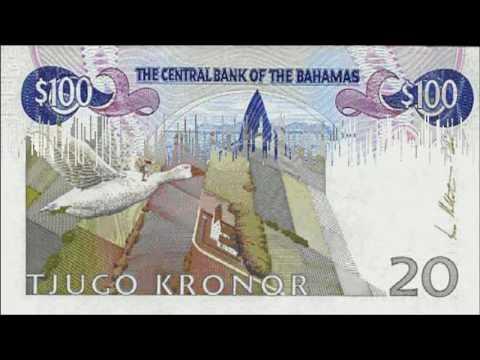 Деньги стран мира Список валюты из 165 разных стран