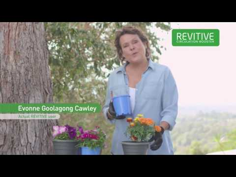 REVITIVE Circulation Booster feat. Evonne Goolagong Cawley TV Commercial 2016