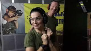 Евгеника , боевые стрельбы в клубе Вымпел