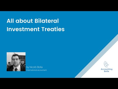 Bilateral Investment Treaties in Italy