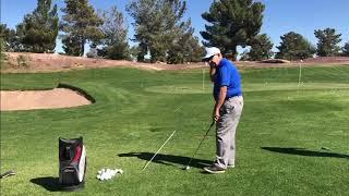Flop Shot Conversation | Tour Striker Golf Academy | Martin Chuck