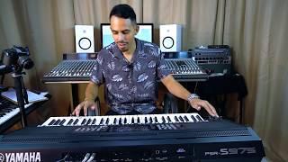 ANJINHO DOS TECLADOS - SAMPLE Yamaha Genos/s975/970/775/770/670