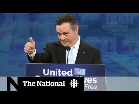 Jason Kenney's UCP win decisive victory in Alberta election