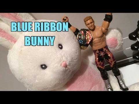 WWE ACTION INSIDER: Zack Ryder Mattel Basic series 40 Wrestling Figure Toy Review