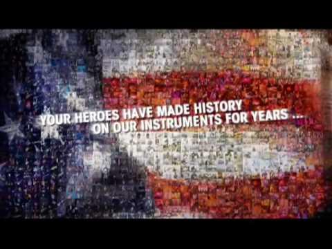 Fender Musical Instruments Dealer Promotional Video Guitar