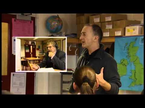 Tony Robinson - The Teaching Challenge - Teachers TV