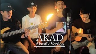 Payung Teduh - Akad (Cover Akustik Version) By Fourtones