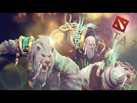 видео: dota 2 Гайд по герою - the lone druid | Друид | syllabear | Медведь