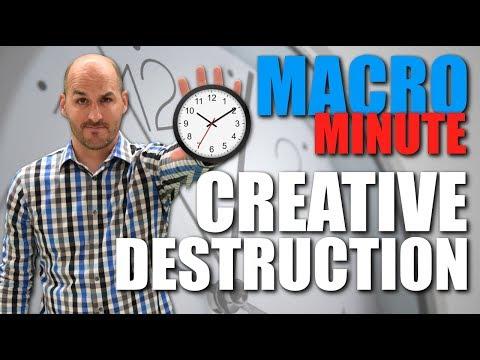 Macro Minute -- Creative Destruction