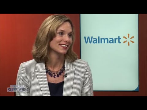 Walmart Sustainability Initiative & Suppliers