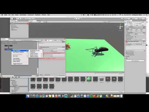 Physics Colliders on imported assets in Unity