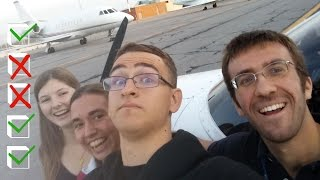 Flying with Friends - Pilot Distractions and Deadly Decision Making