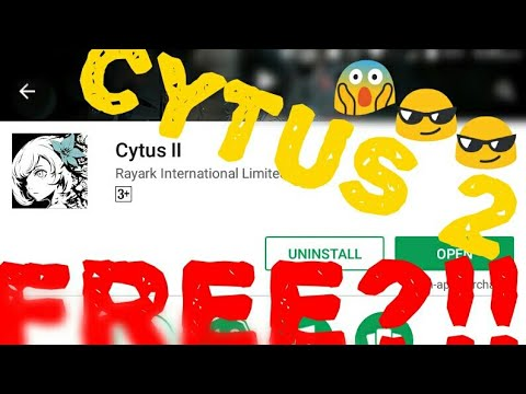 [UPDATE]How to download Cytus 2 FOR FREE [Link in the description]