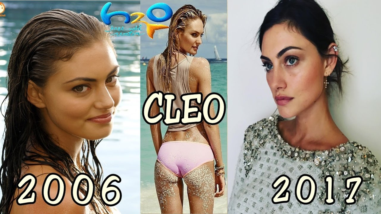 H2o just add water before and after 2017 then and now for H2o actors