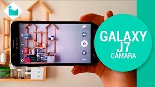 Samsung Galaxy J7 - Review de cámara en español
