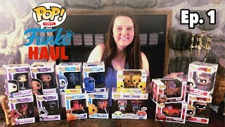 Pop! Funko Haul (Episode 1)