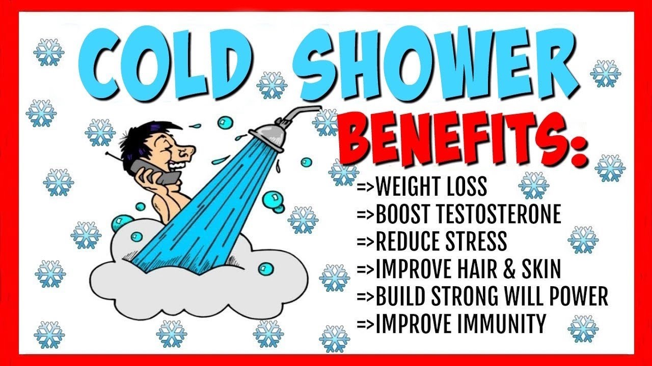 15 Health Benefits of A Cold Shower Besides Losing
