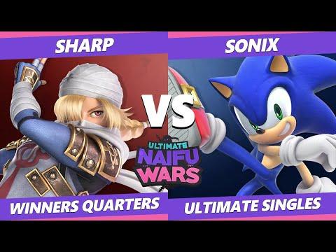 Naifu Wars 12 Winners Quarters - LGCY | Sonix (Sonic) Vs. NEST | Sharp (Sheik) SSBU Singles