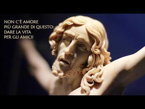 Inizio Triduo Pasquale a Santa Maria