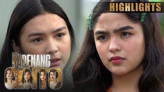 Cassie, nilinaw ang kanyang karapatan kay Marga | Kadenang Ginto (With Eng Subs)
