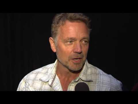 Hamilton Comic Con 2015 - Interview with John Schneider