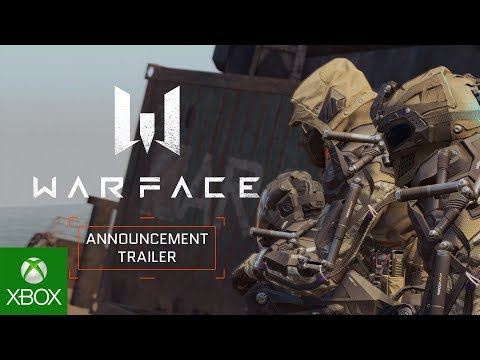 Warface Announcement Trailer