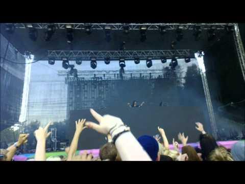 Skrillex And David Guetta At The Weekend Festival, Finland