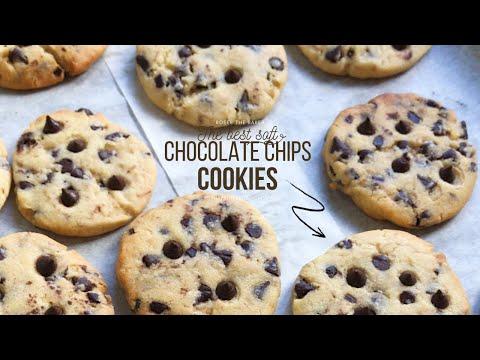cookies-aux-pépites-de-chocolat:-la-meilleure-recette-🍪🤤