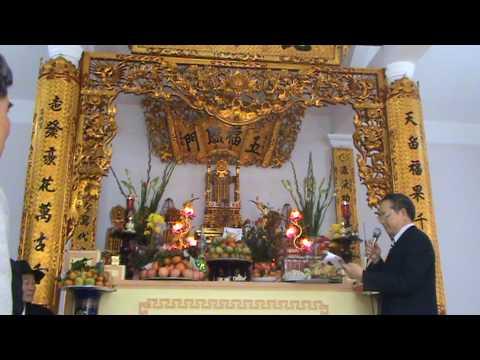 Lễ Khánh Thành Nhà Thờ Họ Dương - Hà Nội (part 02)