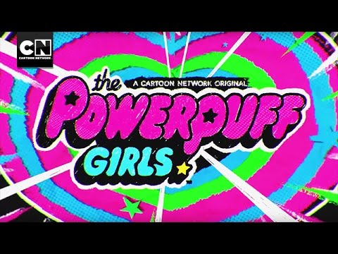 Powerpuff Girls | Theme Song | Cartoon Network