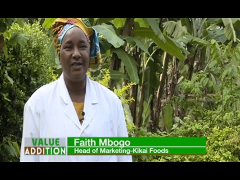 Kenyan Women group Joining hands in value addition to increase profits - Part 1