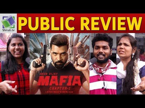 Mafia Public Review | Arun Vijay, Prasanna, Priya Bhavani Shankar | Karthick Naren | MAFIA Chapter-1