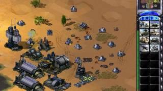 C&C Red Alert 2 Megapack Challenge 1v7 - Blind Faith - British - Random