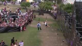 The Only,  Award Winning Major Theme Park Zipline...