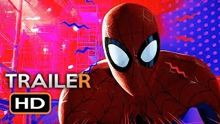 Spider-Man: Into the Spider-Verse Official Trailer #2 (2018) Marvel Animated Superhero Movie HD