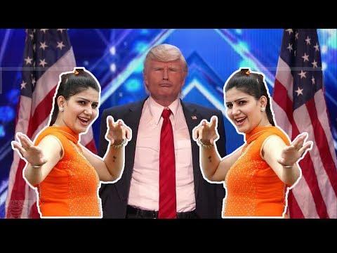 Donald Trump's Doppelganger Ft Teri Ankho Ka Kajal