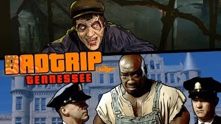 [BadTrip] - Теннесси: Зловещие гопари (Где снимали Evil Dead и Зелёную Милю)