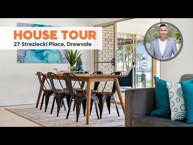 HOUSE TOUR   27 Strezlecki Place Drewvale   Chris Gilmour