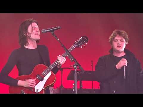 james-bay-x-lewis-capaldi---let-it-go-/-someone-you-loved-//-london