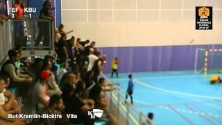 Futsal Les Buts Toulon Tous Ensemble vs Kremlin-Bicêtre United Demi Finale Coupe de France 2014