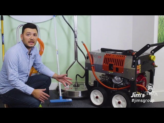 What do our Jim's Window and Pressure Cleaning local experts use? www.jims.net - 131 546