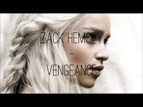 Zack Hemsey - Vegeance (with Lyrics)