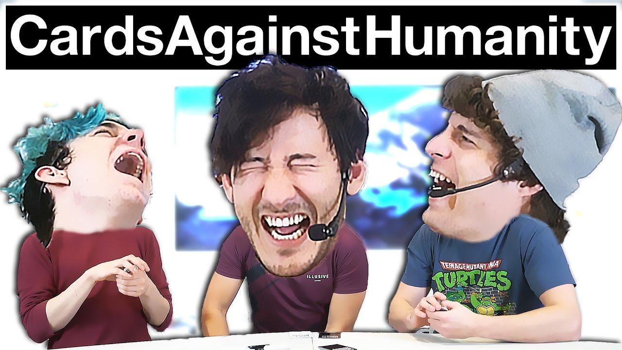 Markiplier cards against humanity