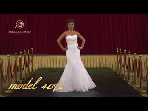 свадебные платья Angelica Sposa 2015