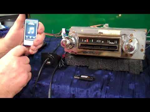 1964 Chevrolet Impala original AM radio