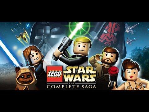 Lego Star Wars The Complete Saga [Se] (Episode IV: A New Hope ...